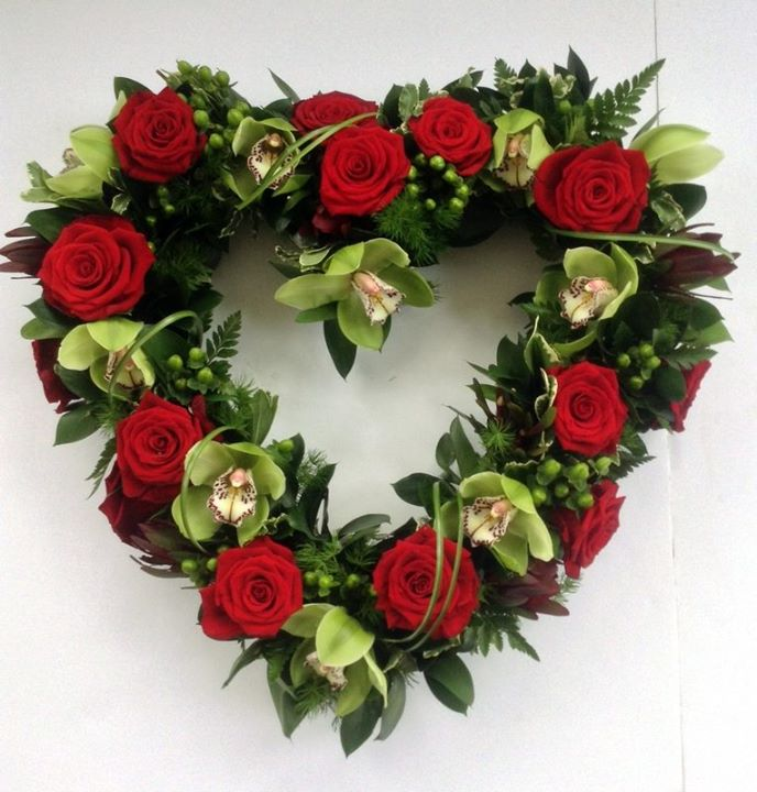 funeral flowers delivered in rugby  coventry and