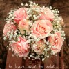 Pink Bridal Bouquet - Flowers for Weddings